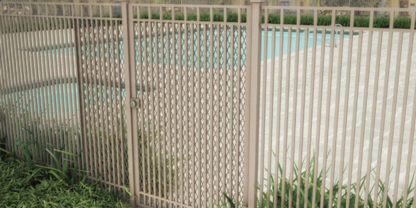 Fence-Rendering